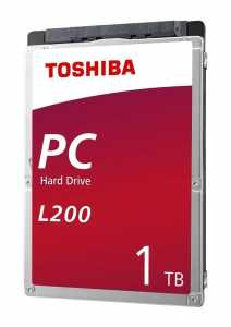 "Dysk Toshiba L200 Mobile 1TB 2,5"" SATA 5400rpm 128MB 7mm BOX"